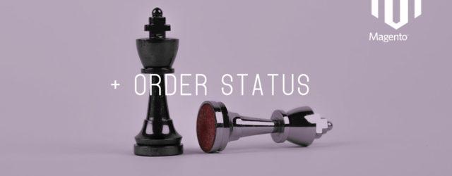 add order status