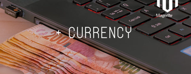 add currency to magento