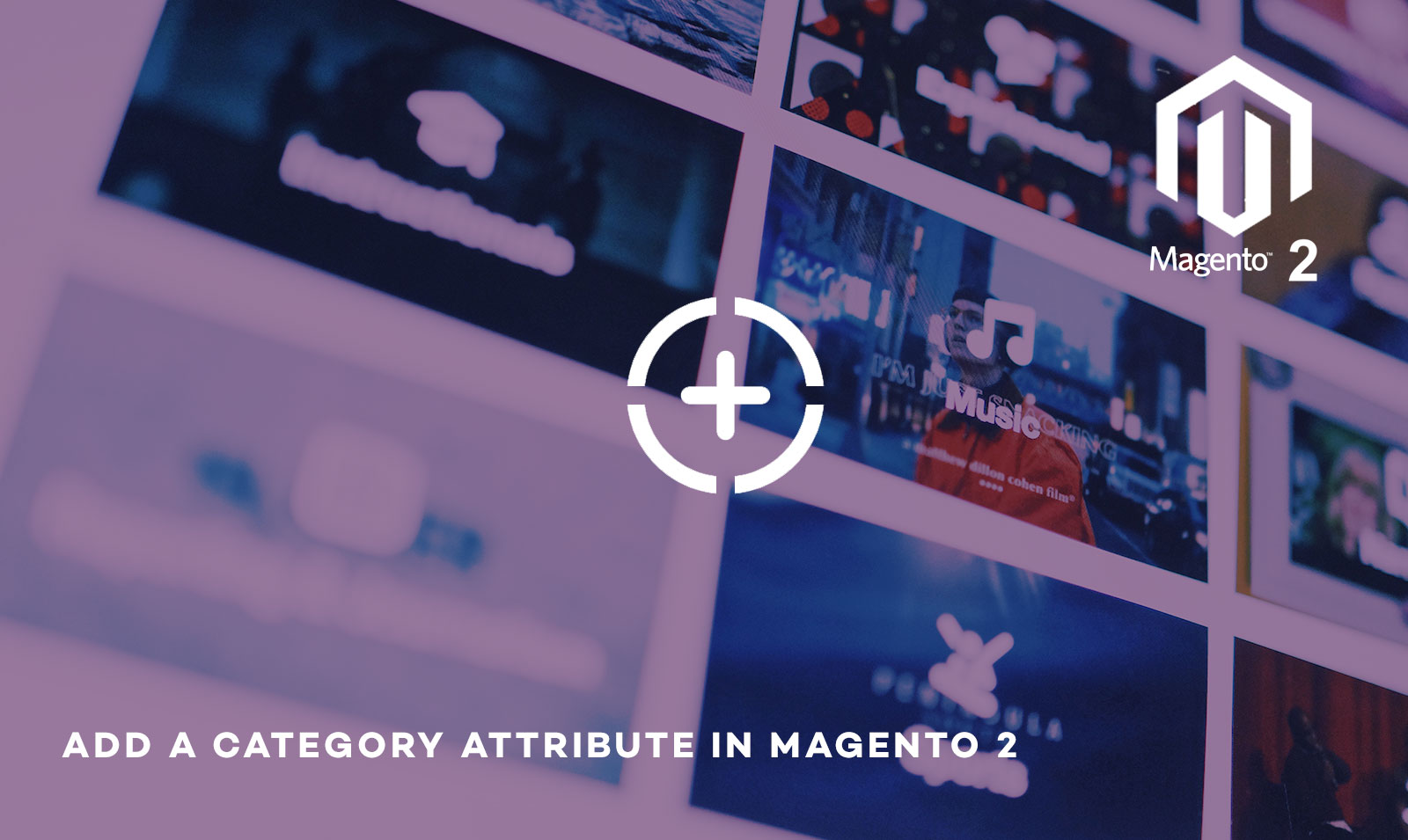 how to add magento category attribute in M2