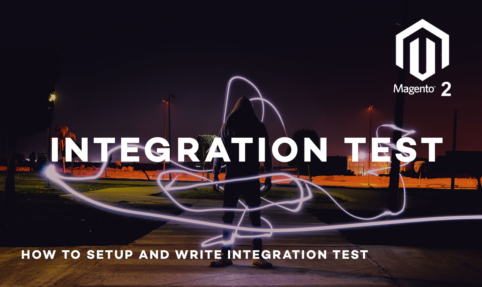 how to set up and write integration tests