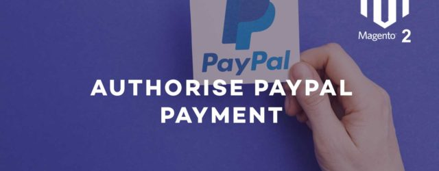 authorise paypal payments
