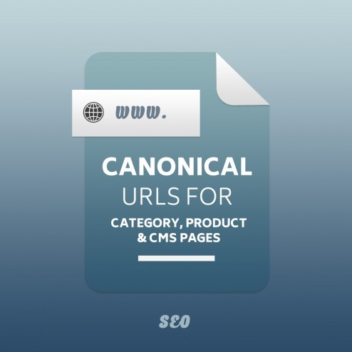 Canonical for Magento 2