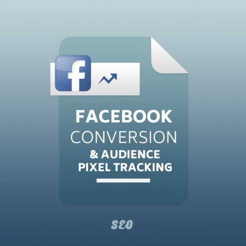 Facebook Conversion and Audience Pixel Tracking