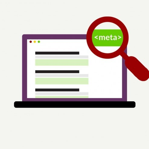 Meta Information for Any Page