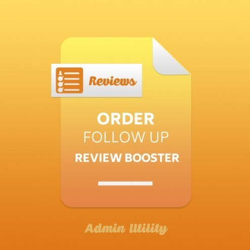 Order Follow Up or Review Booster