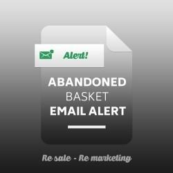 Abandoned Basket Email Alert
