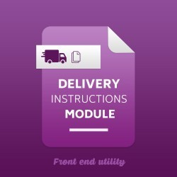Magento 2 Delivery Instruction and Delivery Date
