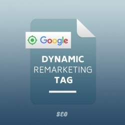 Google Adwords Dynamic Remarketing Tag