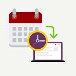Magento 2 Product Scheduler