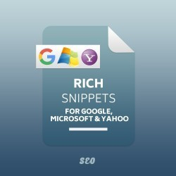 Magento 2 Rich Snippets for Google, Microsoft and Yahoo